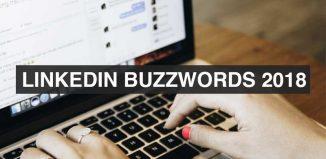 LinkedIn Buzzwords list 2018