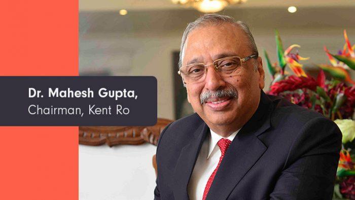 Mahesh Gupta Kent Ro