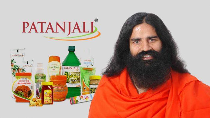 brand Patanjali