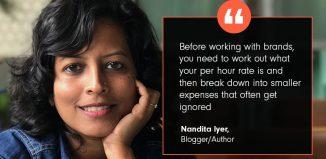 Nandita Iyer interview
