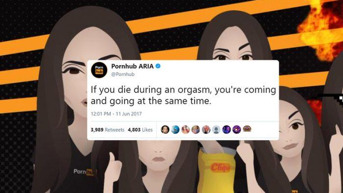 PornHub copywriter
