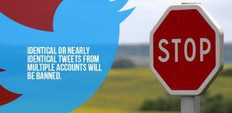 stop mass actions on TweetDeck