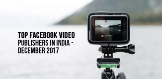 top Facebook video publishers in India