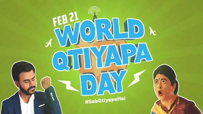 World Qtiyapa Day