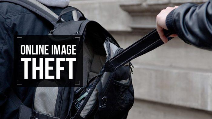 online image theft