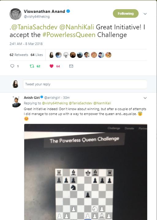 Powerless Queen