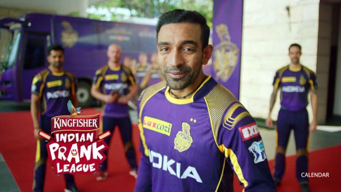 Kingfisher IPL Campaign