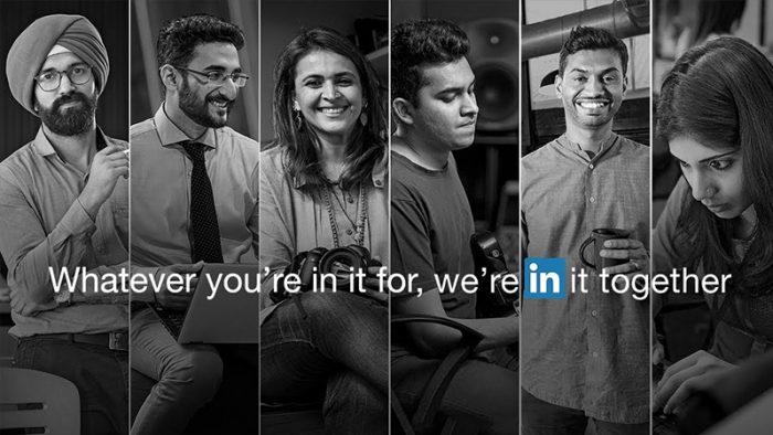 LinkedIn In It Together