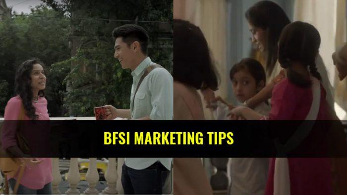 BFSI brands on social media