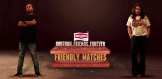 Bourbon Friends Forever