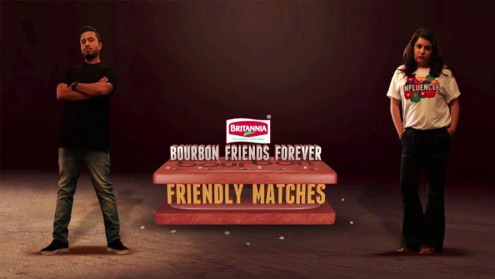 Bourbon Friends Forever