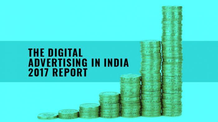 Digital advertising spends