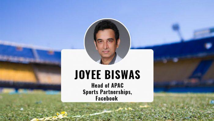 Facebook Head of APAC Sports Partnerships
