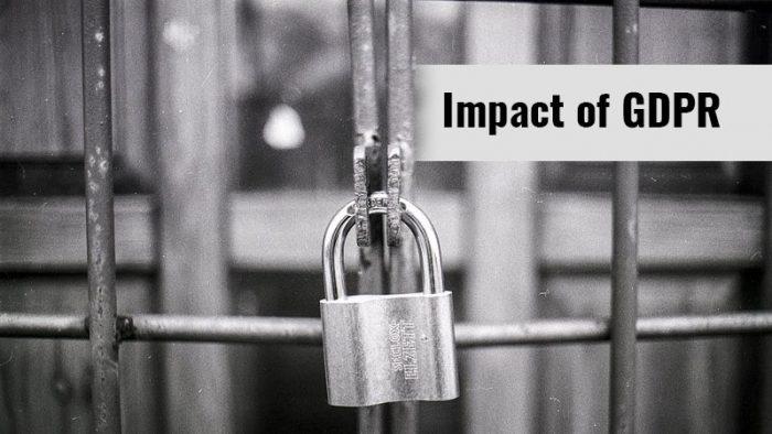 GDPR impacts digital marketers