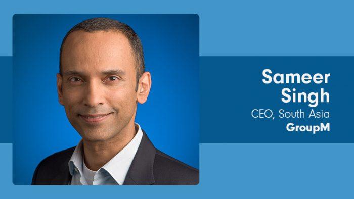 GroupM, CEO, South Asia