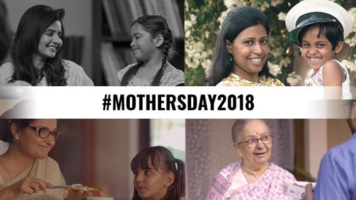 Mothers Day 2018 Campaigns