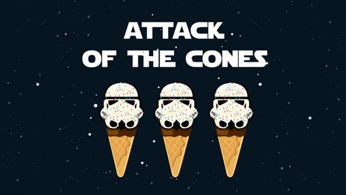 Star Wars Day creatives