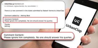 UrbanClap Social Media Crisis