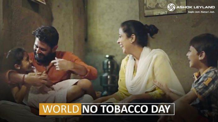 World No Tobacco Day campaigns