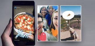 Instagram stories carousel ads