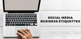 social media business etiquettes