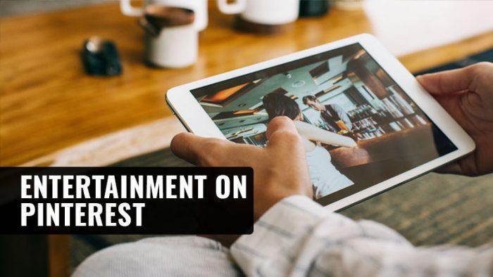 Entertainment on Pinterest