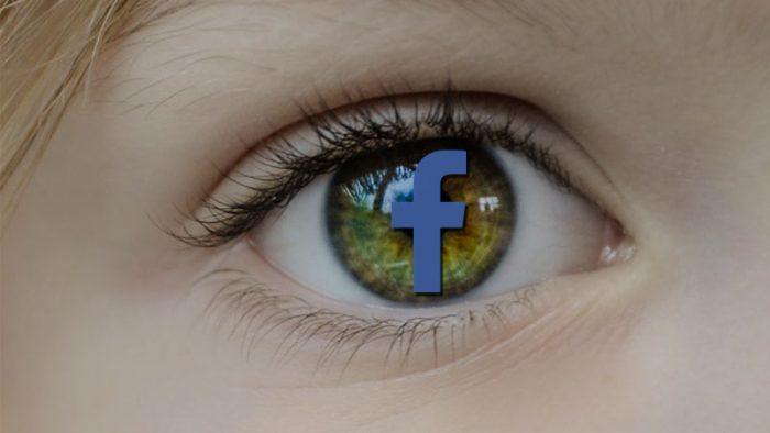 Facebook eye tracking
