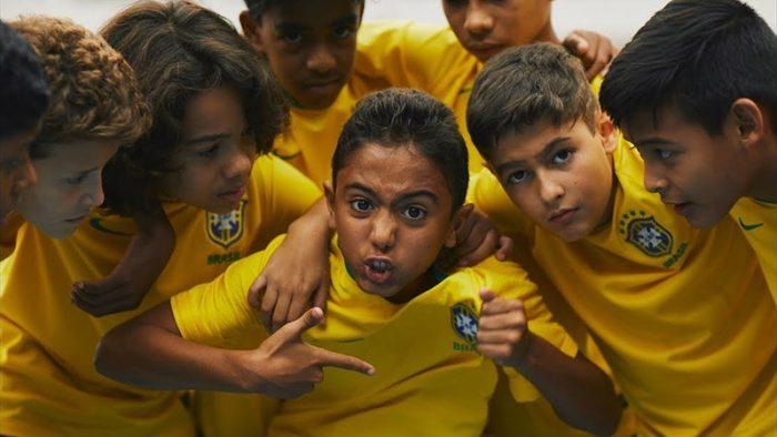 Nike FIFA World Cup ad