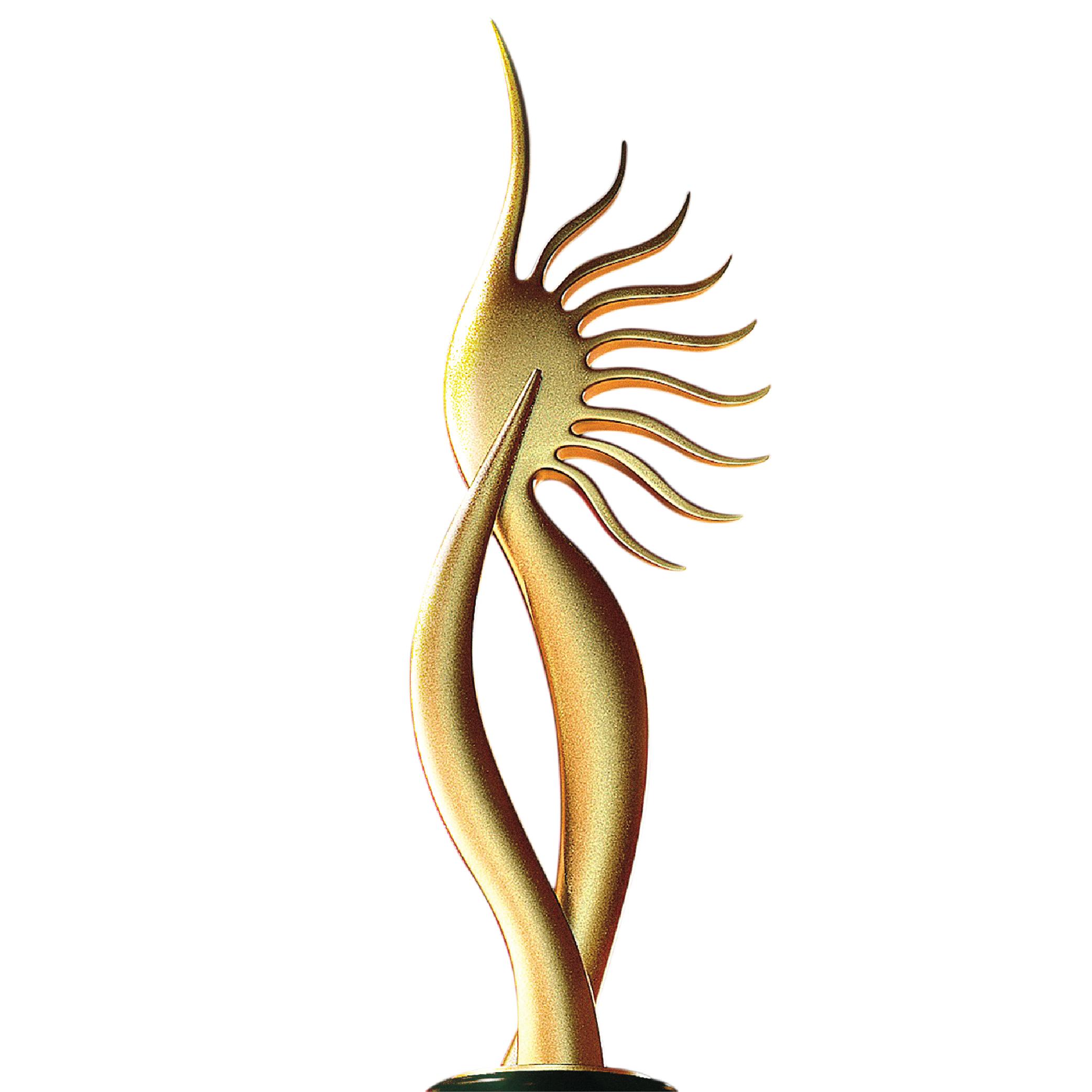 Twitter IIFA Trophy emoji