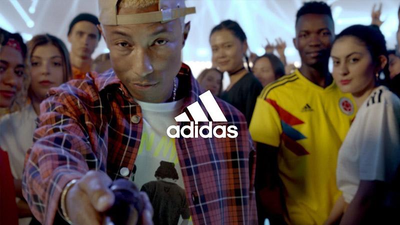 Regeneración compensar escocés  Adidas' new World Cup campaign - Creativity Is The Answer is high on star  power - Social Samosa
