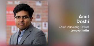 Lenovo India Amit Doshi