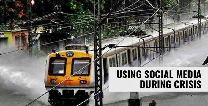 social media during crisis