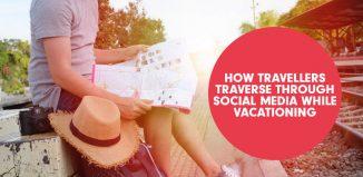 social media travel statistics
