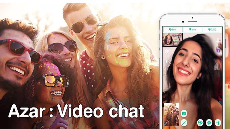 Azar - A female friendly socializing app, beyond the