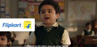 Flipkart Best Social Media Brands