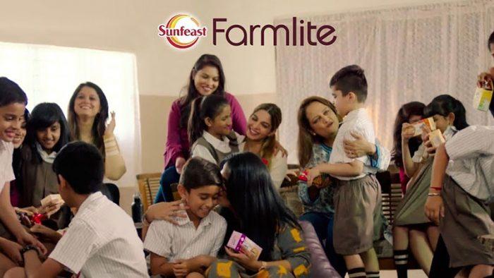 Sunfeast Farmlite Lets Take Care