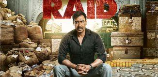 raid movie marketing