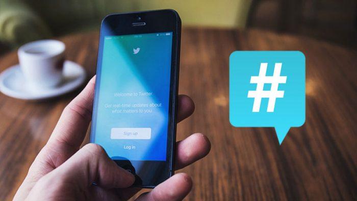 twitter hashtags data