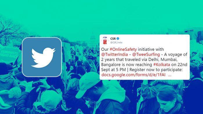 #TweeSurfing
