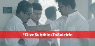 #GiveSubtitlesToSuicide