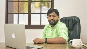 Mr. Nikhil Agarwal, Co-founder, Brandwitty
