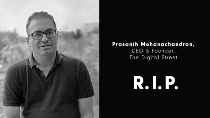 Prasanth Mohanachandran