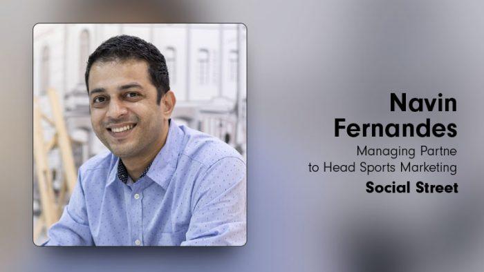 The Social Street Navin Fernandes Managing Partner Sports Marketing offering
