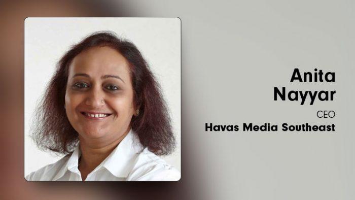 Havas Group Anita Nayyar CEO Havas Media Southeast Asia SEA growth