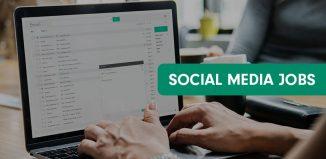 social media jobs round up