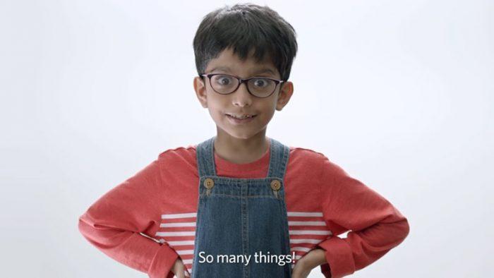 Children's day campaigns 2018