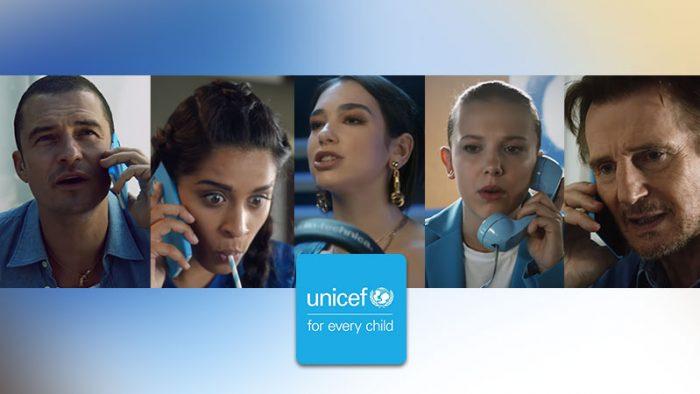 UNICEF World Children's Day campaign