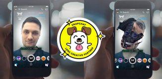Snapchat Lens Creative Partners program