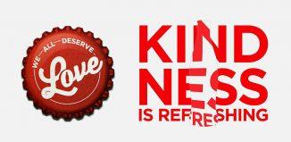 Coca-Cola World Kindness Day campaign