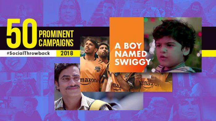 social media campaigns 2018